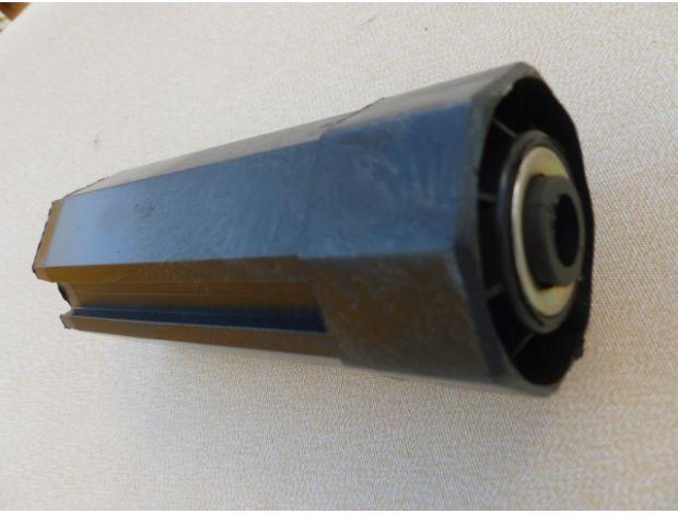 Contera con rodamiento para eje de 60mm persianas for Recambios mosquiteras