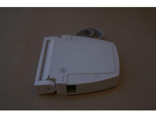 Recogedor abatible para cinta de 20mm persianas mart nez for Recambios mosquiteras