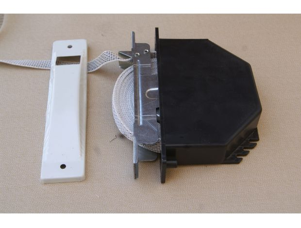 Recogedor empotrar 14mm 16mm 18mm y 20mm persianas for Recambios mosquiteras