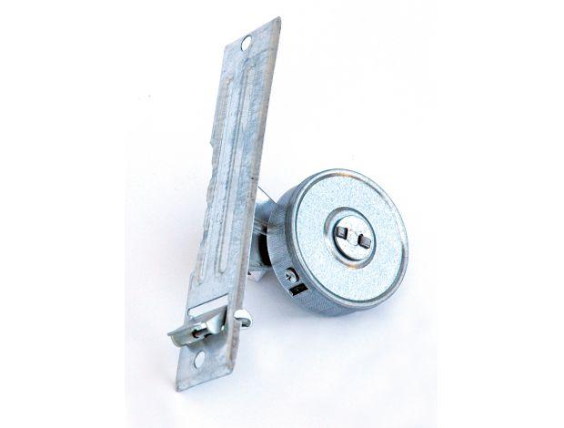 Recogedor metalico empotrar cinta 22mm persianas for Recambios mosquiteras
